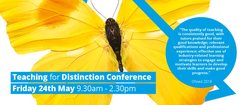 Teaching for Distinction Conference - Oldham College